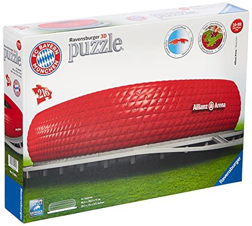 Ravensburger Allianz Arena 3D Puzzle