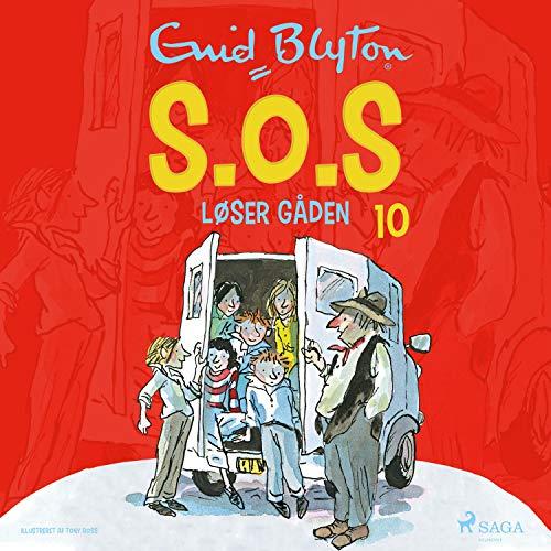 S.O.S løser gåden 10 cover art