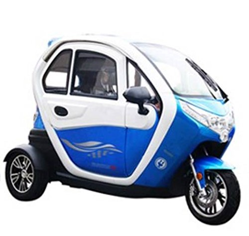 TOL E-Leichtkfz Scooter Elektroauto Kabinenroller max. 45 km/h