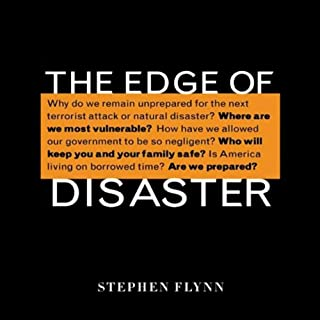 The Edge of Disaster cover art