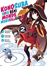 Konosuba : Sois Béni Monde Merveilleux !, tome 2 par Watari