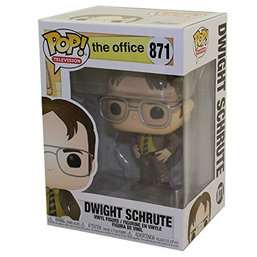 Visit the Funko Pop! TV: The Office - Dwight Schrute on Amazon.