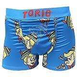 TORIO (トリオ) ボクサーパンツ メンズ ピノキオ(フロントポケット付き) (L)