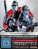Terminator 2 / 30th Anniversary Steelbook Edition (4K Ultra HD) (+ Blu-ray 2D) (+ Blu-ray 3D)