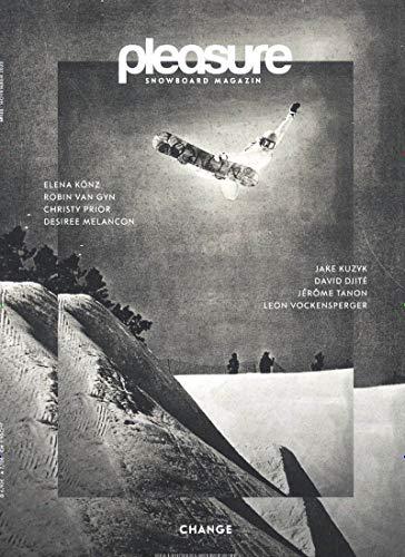 Pleasure Snowboard Magazin [Jahresabo]