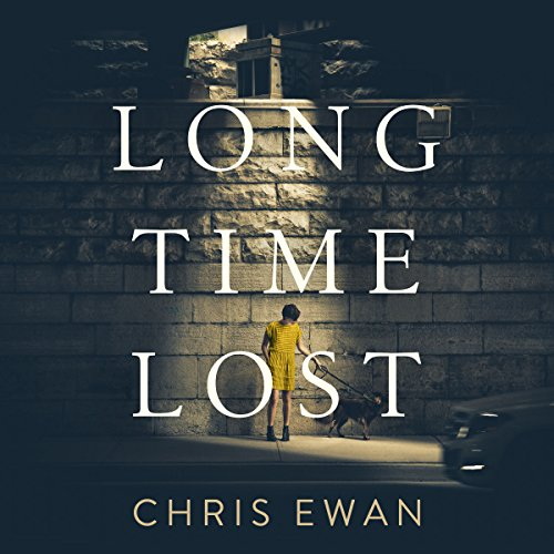 Long Time Lost audiobook cover art