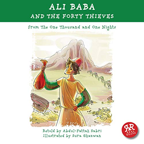Ali Baba and the Forty Thieves cover art