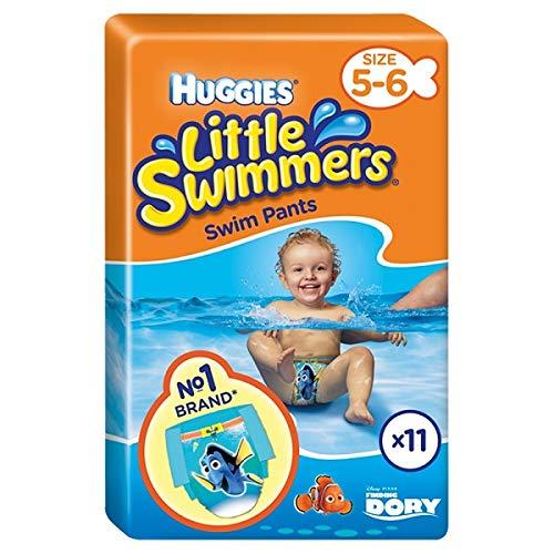 Huggies Little Swimmers Taille 5 6/Medium 11/Nageurs