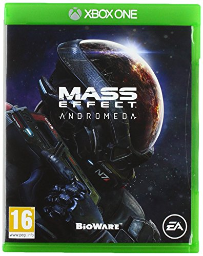 Electronic Arts Mass Effect, Andromeda Xbox One
