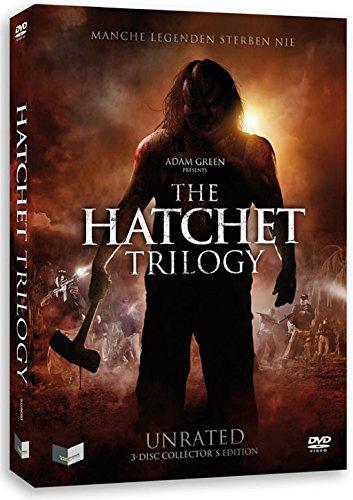 Hatchet Trilogie - UNCUT
