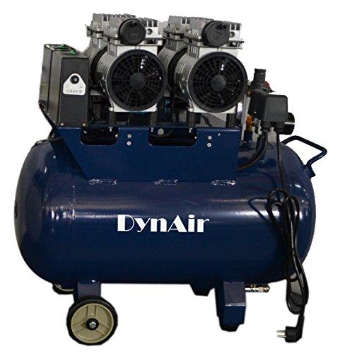 1100W Silent Druckluftkompressor ölfrei flüster Kompressor Luft Compressor 50L 230L/Min