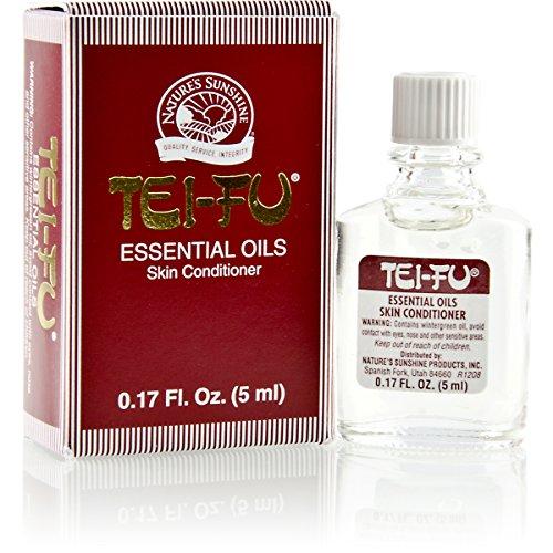 Tei fu Essential Oils (0.17 FL OZ)