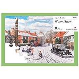 Active Minds Nieve Hibernal Puzle de 35 Piezas diseñado para Personas ancianas...