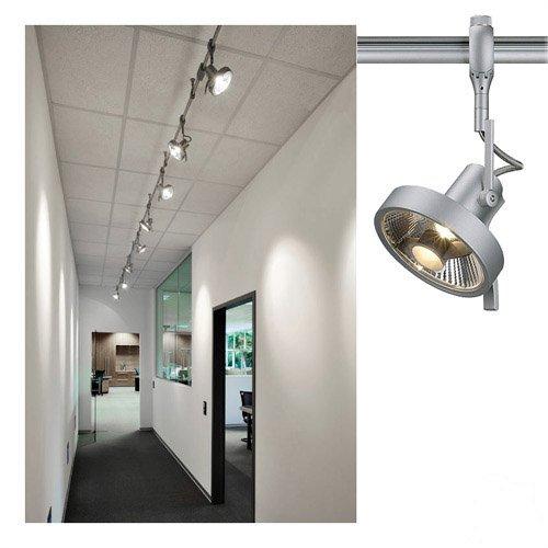 F.N. 184624 - Sistema de iluminación en rieles, barras y