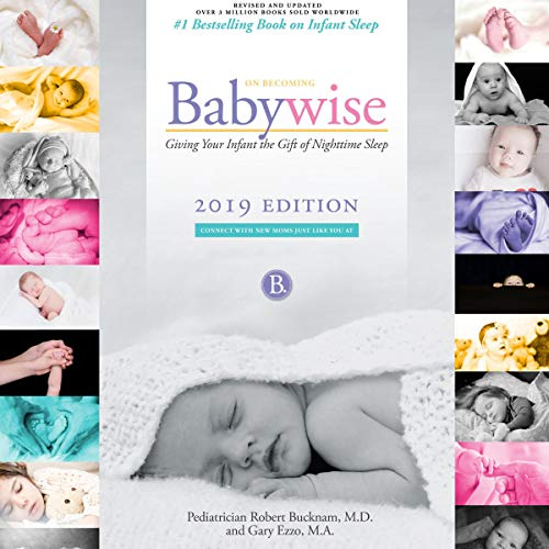 On Becoming Babywise audiobook cover art