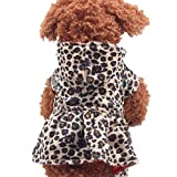 ♬Cute and Adorable winter Clothes for your lovely sweet pet, make your pet become more attractive. ♬Soft Woolen material,keep your puppy warm and comfortable. ♬Let your dog join the fun in a costume.Enjoy the Pet Clothes for any party and photos. ♬At...