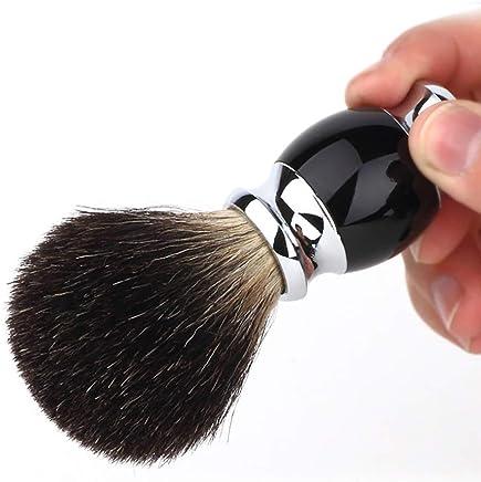 5d482df3d30 NEWTRENDING Shaving Brush Shaving Kit for Men Hair Brush Beard Shaving  Brush Mens Grooming Kit