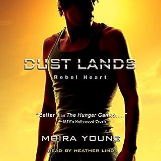 Rebel Heart audiobook cover art