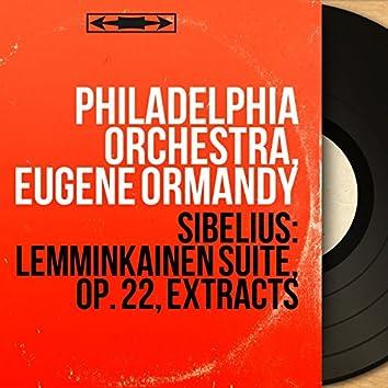 Sibelius: Lemminkäinen Suite, Op. 22, Extracts (Mono Version)