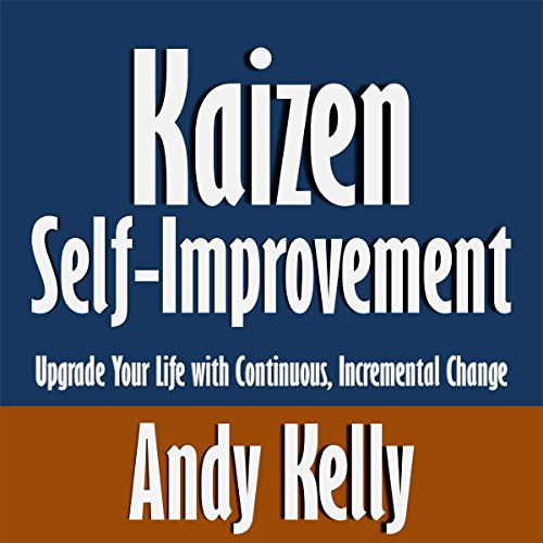 Kaizen Self-Improvement audiobook cover art