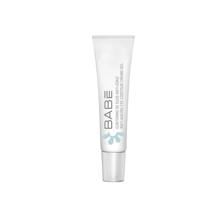 忠実に気質のBabe Anti-ageing Eye Contour Cream Gel 15ml [並行輸入品]