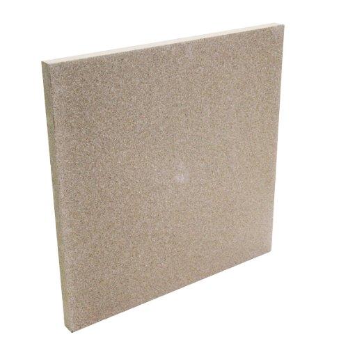 Kamino-Flam 333304 Vermiculit-Platte, 500 x 500 x 30 mm