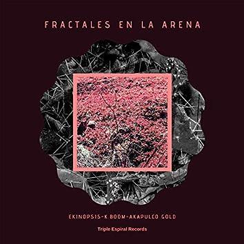 Fractales en la Arena