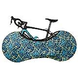 LZZDZK Cubierta de Bicicletas Habitación a Prueba de Polvo a Prueba de Agua a Prueba de Nieve a Prueba de Nieve y Protege los Pedales Accesorios para Bicicletas Lavables (Color : BL1)