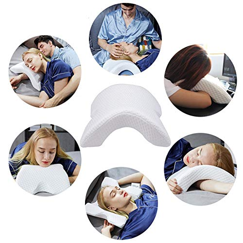 Ting-Times Feeding Detachable Baby Feeding Pillow Self-Feeding Support Multifunctional Baby Nursing Pillow and Positioner Anti Roll Protective Flat Foam Pillows Green Mommy Good Helper