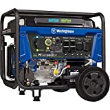 Westinghouse WGen9500DF Dual Fuel Portable Generator-9500 Rated...
