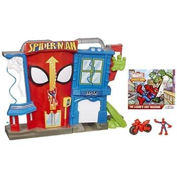 Best spiderman stuntacular city Reviews