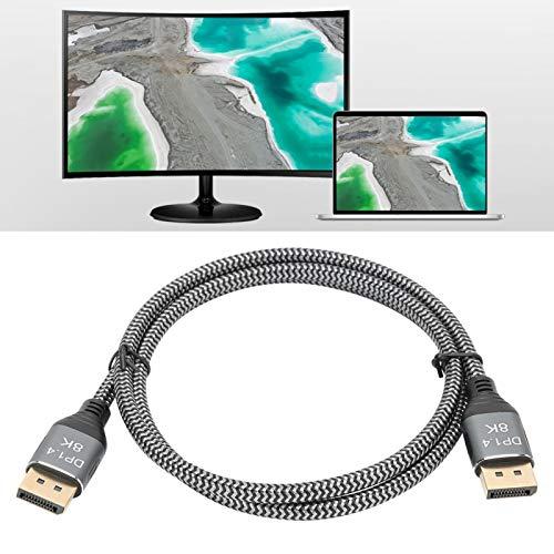 Cable Adaptador de TV de transmisión de resolución de 1 Metro 7680 X 4320, Video sin Problemas sin Cable Adaptador de retardo, para TV Shop Home Computer