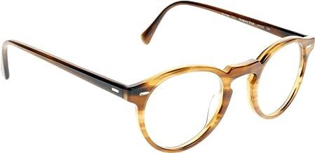 Oliver Peoples OV5186 1011 47 Gregory Peck Raintree Round Frames Sunglasses