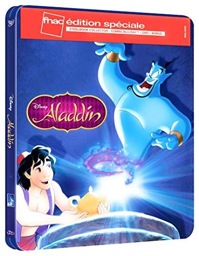 Aladdin - Exklusiv Limited FNAC SteelBook Edition [Blu-ray]