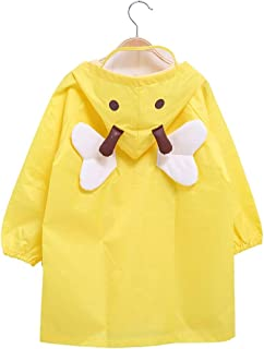 Ponchos for women Children's Raincoat Three-dimensional Cartoon Rainwear Baby Poncho Light And Breathable Unisex (excluding rain boots)
