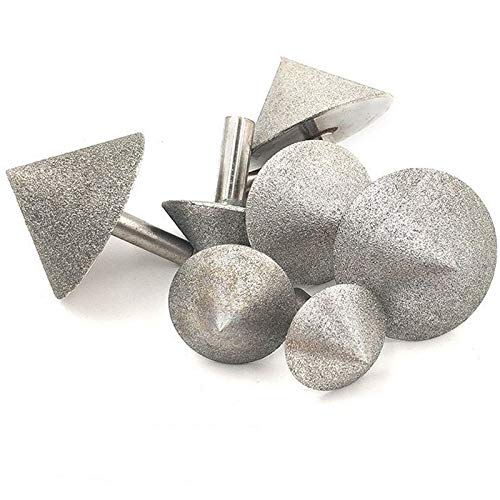 Affordable Xucus 90 Dregree Diamond Cone Chamfer Grinding Head Stone Glass Chamfer Drilling Chamfer ...