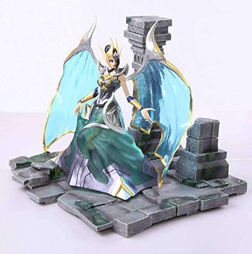 27Cm League of Legends Morgana Figura De Acción Estática Decoración LOL Figuras De PVC Juguetes Coleccionables