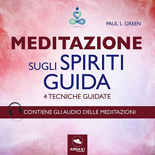 Meditazione sugli spiriti guida copertina
