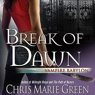 Break of Dawn audiobook cover art