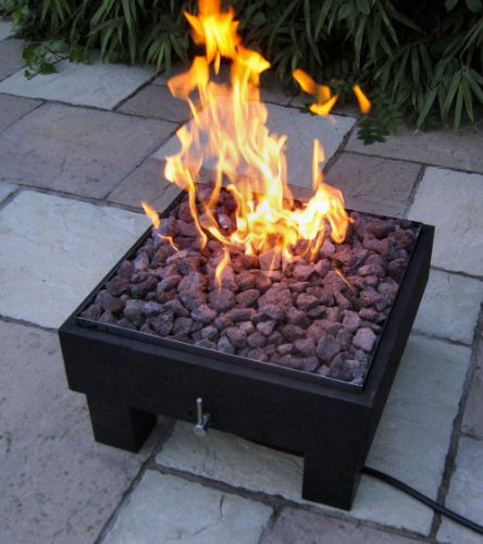 Vega Brightstar, de Gas portátil Fire Pit, 18kw LPG