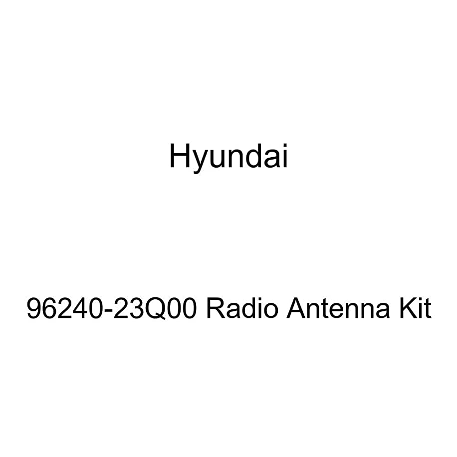HYUNDAI Genuine 96240-23Q00 Radio Antenna Kit