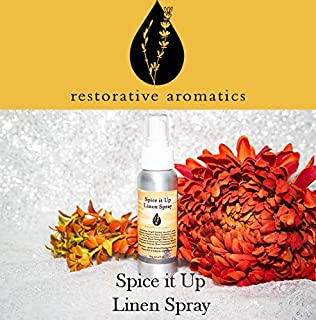 Spice it up Linen Spray