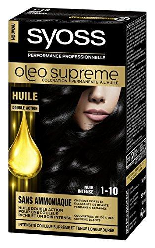 Syoss - Coloration Permanente Cheveux Oléo...