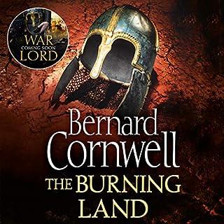 The Burning Land cover art