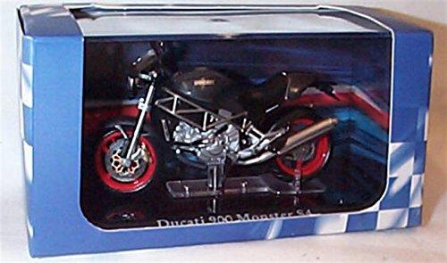 Superbikes Atlas 1/24 Ducati 900 Monster S4 Diecast