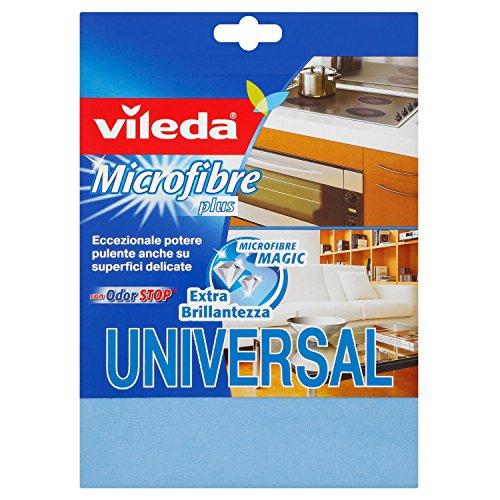 Vileda Panno Microfibra Plus Multiuso - 1 Prodotto