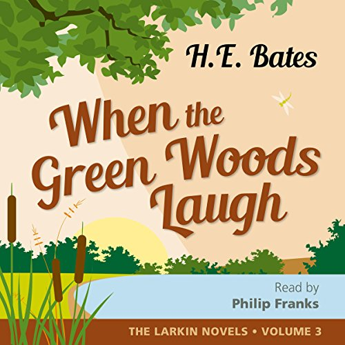 When the Green Woods Laugh audiobook cover art