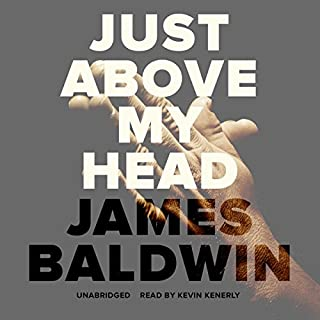 Just Above My Head audiobook cover art
