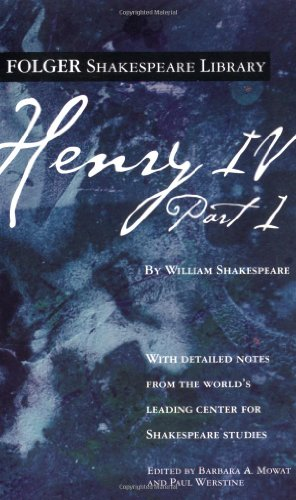 Henry IV, Part 1 (Folger Shakespeare Library)
