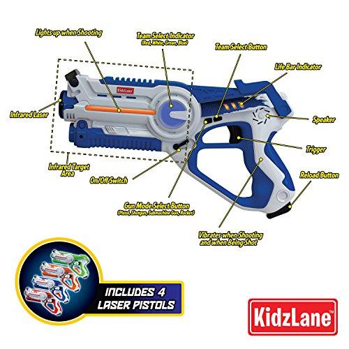 Kidzlane Infrared Best Laser Tag For Kids